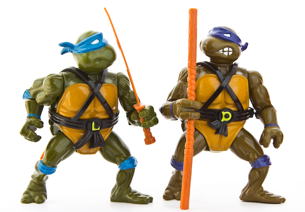 90s teenage mutant ninja turtles