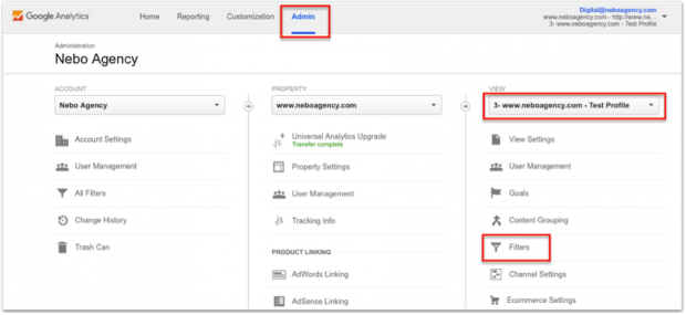 Google Analytics Hacks for Combatting Spam-9