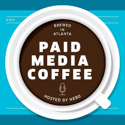 Paid Media Coffee podcast logo